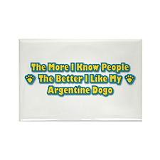 Like Dogo Rectangle Magnet (100 pack)