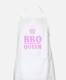 BBQ Queen Pink Apron