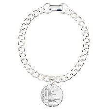 Effects of Radiation Bracelet