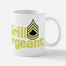 Grill Sergeant Gold Mug
