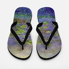 Monet Flip Flops