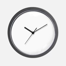 OhioBlank Wall Clock