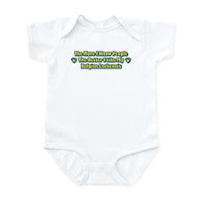Like Laekenois Infant Bodysuit