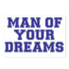 MAN OF YOUR DREAMS Postcards (Package of 8)