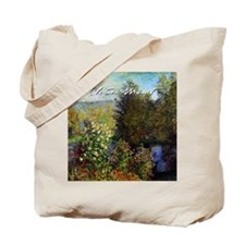 Garden at Montgeron Tote Bag