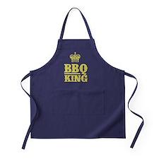 BBQ King Gold Apron (dark)