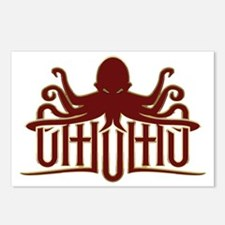 Lovecraft - Cthulhu Logo Postcards (Package of 8)