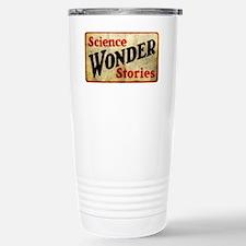 Science Wonder Stories Stainless Steel Travel Mug