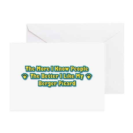 Like Berger Greeting Cards (Pk of 10)