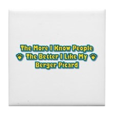 Like Berger Tile Coaster