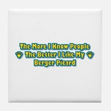 Like Berger Tile Coaster