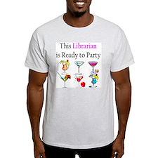librarian 3 T-Shirt