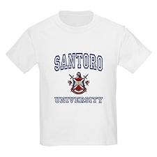 SANTORO University Kids T-Shirt