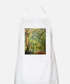 Claude Monet Weeping Willow Apron