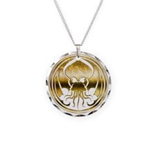 Call of Cthulhu chromed Necklace