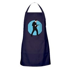 drillhammer worker Apron (dark)