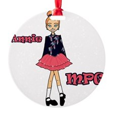 Annie - MPG Ornament