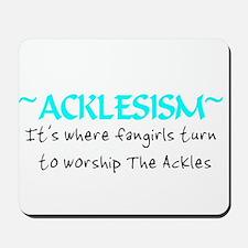 Acklesism Mousepad