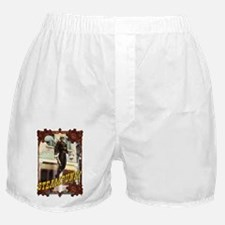Steampunk - Flying Man Boxer Shorts