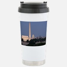 Lincoln Memorial, Washington Mo Travel Mug