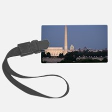 Lincoln Memorial, Washington Mon Luggage Tag