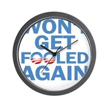 Wont Get Fooled Again Wall Clock