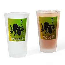 iMove It Drinking Glass