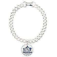 FTC LOGO BLUE 3X3 Bracelet