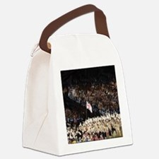 Olympic games opening Ceremony Lo Canvas Lunch Bag