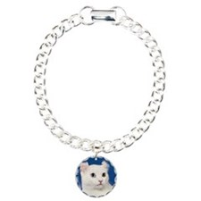 American Curl Ornament Bracelet