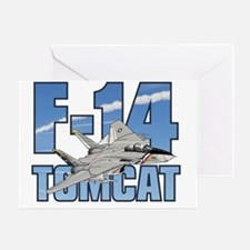 F-14 Tomcat Greeting Card