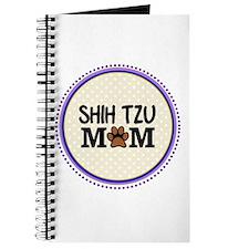 Shih Tzu Dog Mom Journal