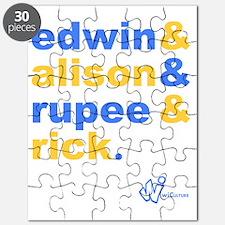 Barbados Soca Puzzle