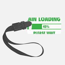LoadingBrain1D Luggage Tag