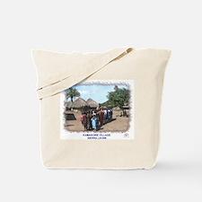 Cute School prayer Tote Bag