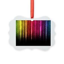 Colored Bars Ornament