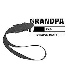 LoadingGrandpa1A Luggage Tag