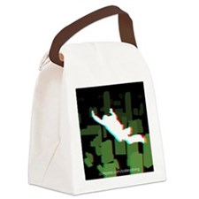 3D FF Skyline Coaster Canvas Lunch Bag