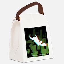 3D FF Skyline Coaster Canvas Lunch Bag