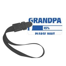 LoadingGrandpa1C Luggage Tag