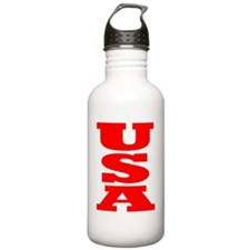 USA Water Bottle