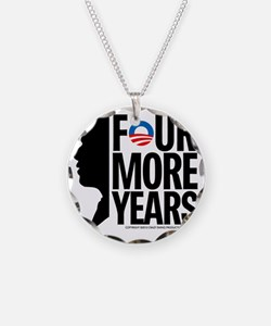 Four More Years Necklace