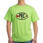 China Euro-style Code Green T-Shirt
