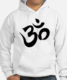 Om Black Jumper Hoody