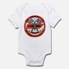 USS TENNESSEE Infant Bodysuit