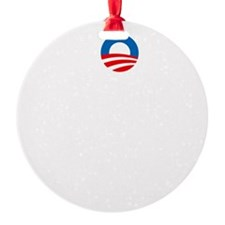 Four More Years Dark Ornament