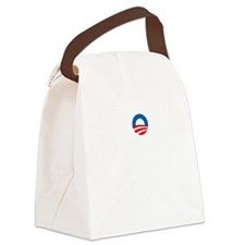 Four More Years Dark Canvas Lunch Bag