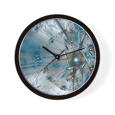 Fractal Universe Wall Clock