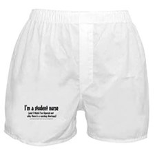 Nursing Shortage Boxer Shorts