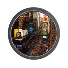 room with a view... TIMES SQUARE Wall Clock